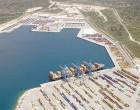 Πωλητήριο στο νέο λιμάνι του Αστακού
