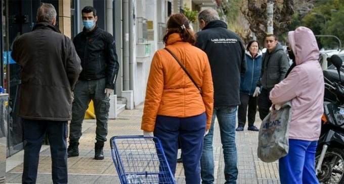 Λινού: 24ωρα σούπερ μάρκετ και ελεγχόμενο άνοιγμα της εστίασης – Καλύτερα ο κόσμος να είναι έξω παρά μέσα