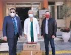 Η ανθρώπινη κίνηση του Γρηγόρη Καψοκόλη: Προμηθεύτηκε ο ίδιος και παρέδωσε 2.000 μάσκες στο Τζάνειο Νοσοκομείο