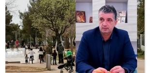 Δήλωση Δημάρχου Βριλησσίων Ξένου Μανιατογιάννη για την άρνηση δημιουργίας κυλικείου στη Ναυτική Βάση