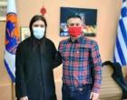 Ο Δήμος Πειραιά προσέφερε παιχνίδια στις πολύτεκνες οικογένειες  της Ιεράς Μητροπόλεως Πειραιώς