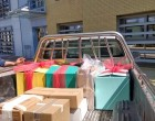 200 λαμπάδες και γλυκίσματα για τα παιδιά των ογκολογικών μονάδων«ΕΛΠΙΔΑ» και τα εγκαταλελειμμένα του «ΑΓ. ΣΟΦΙΑ»