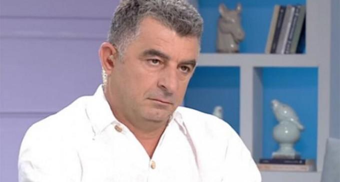 Γιώργος Καραϊβάζ : Ταυτοποιήθηκε πρόσωπο που τον απειλούσε