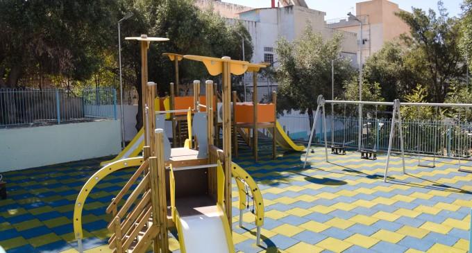 Δήμος Κερατσινίου – Δραπετσώνας: 11 νέες παιδικές χαρές παραδίδονται στα παιδιά της πόλης