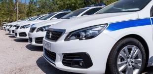 Ενισχύεται ο στόλος της Ελληνικής Αστυνομίας με 141 νέα οχήματα