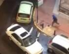 Καρέ – καρέ η επεισοδιακή διάρρηξη κοσμηματοπωλείου στον Βύρωνα: Κάτοικοι πετούσαν στους κλέφτες ποτήρια και βάζα!