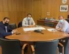 Συνάντηση Κ. Κατσαφάδου με Κ. Καραμανλή και Ν. Κουρέτα για τη διασύνδεση λιμανιού με όλα τα μέσα μεταφοράς και για τα έργα σε μετρό – τραμ