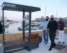 Τα πρώτα  «έξυπνα» ενεργειακά παγκάκια  υποστήριξης ΑμεΑ στην Ελλάδα τοποθέτησε ο  Δήμος Πειραιά