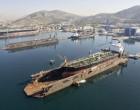 Σενάριο πτώχευσης εν λειτουργία για τα ναυπηγεία Ελευσίνας