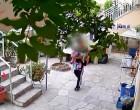 Πάτρα: Η πιο περίεργη ληστεία – Άρπαξε την μπουγάδα και έγινε… καπνός