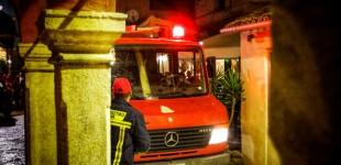Στο νοσοκομείο γνωστός σεφ έπειτα από φωτιά στο κατάστημά του στην Γλυφάδα