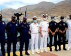 Επίσκεψη Αρχηγού Λιμενικού Σώματος–ΕΛ.ΑΚΤ. στις Λιμενικές Αρχές Καλύμνου και Κω