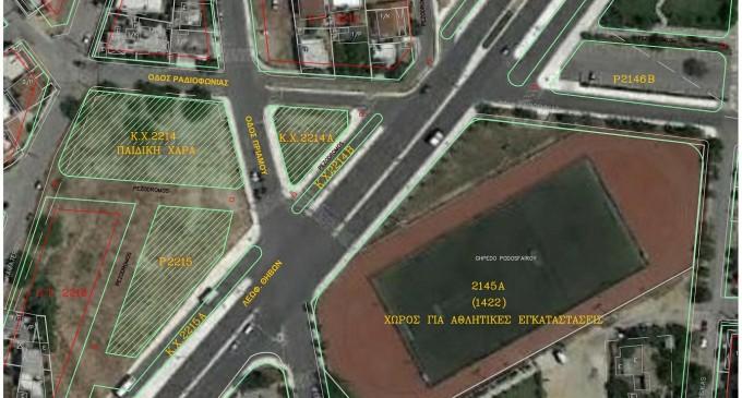Νέοι κοινόχρηστοι χώροι πρασίνου, παιδικής χαράς & στάθμευσης στο «οπλοστάσιο» του Δήμου Ιλίου