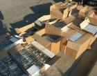 Κατασχέθηκαν σχεδόν 10 εκ. λαθραία τσιγάρα στον Πειραιά – Συνεργασία OLAF με την ΕΛ.ΑΣ.