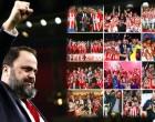 Μαρινάκης: «11 χρόνια επιτυχίες, συνεχίζουμε να ονειρευόμαστε»