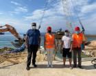 Ολοκληρώθηκε η πόντιση του υποθαλάσσιου αγωγού υδροδότησης της Αίγινας
