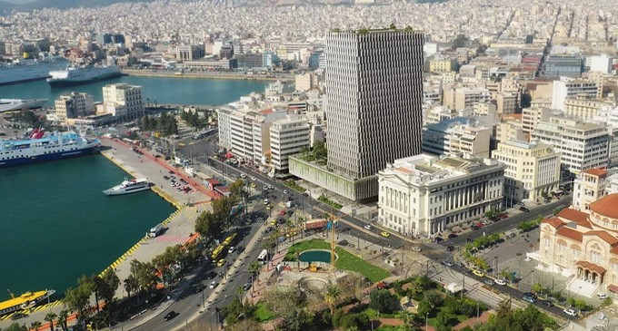 Πύργος Πειραιά: Στην ΤΕΡΝΑ η ανακατασκευή του – Έργο 19 εκατ. ευρώ