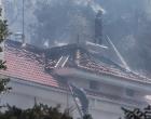Φωτιά στη Σταμάτα: Σε ύφεση η πυρκαγιά – Διάσπαρτες μικροεστίες, επιφυλακή για αναζωπυρώσεις