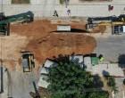 Αντιπλημμυρικό: Η «ασπίδα» που οχυρώνει την Άνω Γλυφάδα