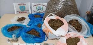 Σύλληψη για ναρκωτικά στον Πειραιά