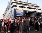 Το αδιαχώρητο στο λιμάνι του Πειραιά: Μαζική η έξοδος των αδειούχων προς τα νησιά – Εντατικοί οι έλεγχοι
