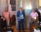 Κυριάκος Μαριδάκης: Επίσκεψη στη Λέσβο – Συναντήσεις με τοπικούς φορείς