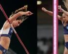 Ολυμπιακοί Αγώνες -Επί κοντώ: 4η η Στεφανίδη, 8η η Κυριακοπούλου