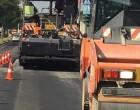 Αρχίζουν το βράδυ οι εργασίες συντήρησης οδοστρώματος στην λεωφόρο Αμαλίας