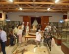 Με μεγάλη επιτυχία πραγματοποιήθηκαν τα εγκαίνια της έκθεσης «Πράσινο Πέρα(σ)μα» στο ανακαινισμένο «Μουσείο Αλιείας και Ναυπηγικής Αλιευτικών Σκαφών» στο Πέραμα