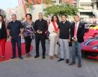 «Απόβαση» 30 Ferrari στο Μεγάλο Λιμάνι με τη συνεργασία και τη στήριξη της Περιφέρειας Αττικής και του Δήμου Πειραιά