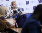Κορωνοϊός: Τρίτη δόση εμβολίου στους άνω των 60 ετών και τους ηλικιωμένους σε μονάδες φροντίδας – Τι ανακοίνωσε η Θεοδωρίδου