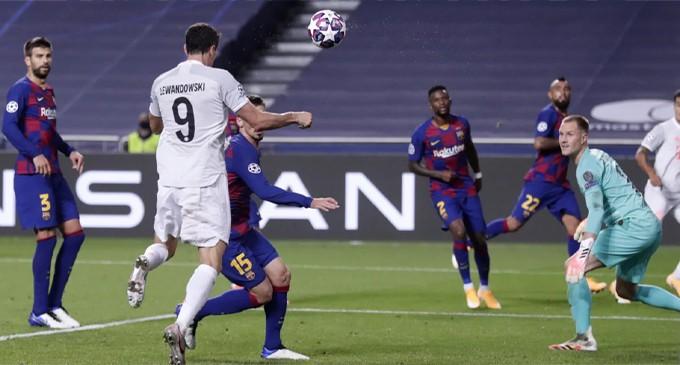 Champions League: Πρεμιέρα με σούπερ ντέρμπι Μπαρτσελόνα-Μπάγερν -Ολο το πρόγραμμα