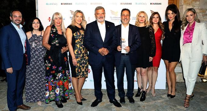 Βράβευση των ΚΕΠ ΥΓΕΙΑΣ από τα Healthcare Business Awards