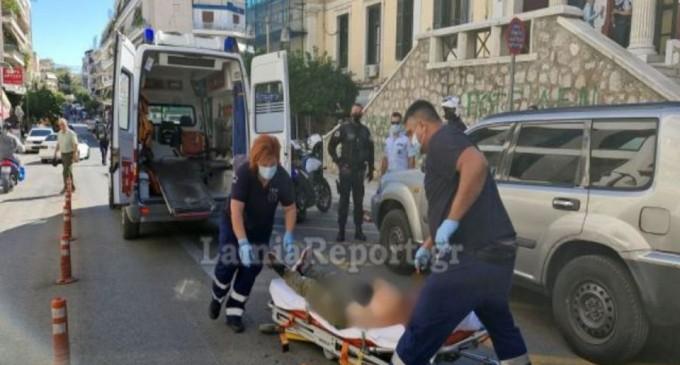 Σκηνές τρόμου στη Λαμία: Έκοψε τις φλέβες του για χάρη της αγαπημένης του – Προσπάθησε να γράψει το όνομά της σε φαρμακείο