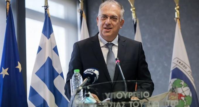 Θεοδωρικάκος: «Κοινή δράση για να αντιμετωπιστούν οι ηλεκτρονικές απάτες και να προστατευτούν οι πολίτες»