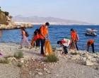 Καθαρισμός της παραλίας Βοτσαλάκια από την ΚΟ.Δ.Ε.Π. και το Social Innovation Piraeus