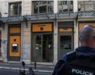 Προφυλακιστέοι ο 33χρονος και η φίλη του για τη ληστεία τράπεζας στη Μητροπόλεως