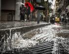 Καιρός: Σαρώνει η κακοκαιρία «Αθηνά» όλη τη χώρα το Σάββατο – Πού θα «χτυπήσουν» καταιγίδες και χαλάζι, τα νέα στοιχεία του meteo