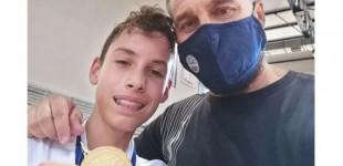 Πρωταθλητής Ελλάδος στο ΤΑΕ KWON DO o 12χρονος Δημήτρης Φωτόπουλος!