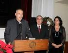 Τιμητική διάκριση στον Δήμαρχο Πειραιά Γιάννη Μώραλη από την Ομοσπονδία Δωδεκανησιακών Σωματείων Αθηνών-Πειραιώς