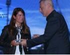 Ο Δήμαρχος Πειραιά κ. Γιάννης Μώραλης στην τελετή βραβεύσεων των κορυφαίων αθλητών του Ιστιοπλοϊκού Ομίλου Πειραιώς