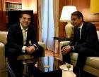 Συνάντηση Τσίπρα-Μητσοτάκη για τις τελευταίες εξελίξεις στο ζήτημα των Σκοπίων