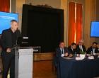Ο Δήμαρχος Πειραιά Γ.Μώραλης και ο εντεταλμένος Δημοτικός Σύμβουλος Π.Κόκκαλης παρουσίασαν τη στρατηγική του Δήμου Πειραιά για τη γαλάζια ανάπτυξη 2018-2024