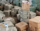 «Ντου» του ΣΔΟΕ σε αποθήκη: Βρήκαν 3 φορτηγά με χιλιάδες προϊόντα-«μαϊμού»