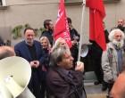 Κολωνάκι, διαμαρτυρία για πλειστηριασμούς -Εκεί & ο καθηγητής του Τσίπρα (εικόνες- βίντεο)