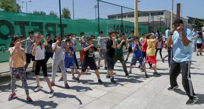 Ξεκινούν οι δράσεις του «Σχολικού Πειραι-ΑΘΛΗΤΙΣΜΟΥ»-Μαθητές απ' όλο τον κόσμο στο Δημοτικό Γυμναστήριο «Πλάτων»