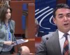Νίνα Κασιμάτη σε Ντιμιτρόφ: Πώς προστατεύεται η διαπραγμάτευση όταν επιδιώκετε διπλή ονομασία;