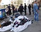 Μεγάλη δίωξη παραεμπορίου στον Πειραιά – Αποκλειστικές φωτογραφίες