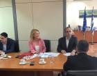 Προγραμματική Σύμβαση της Περιφέρειας Αττικής με το ΙΓΜΕ για γεωλογική έρευνα για την αντιπλημμυρική προστασία της Μάνδρας