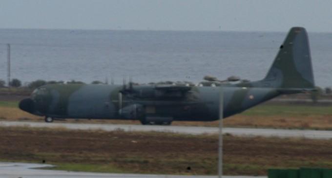 Αεροσκάφος της Πολεμικής Αεροπορίας μετέφερε μόσχευμα από την Κρήτη